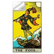 The Fool Tarot Card Wall Decal