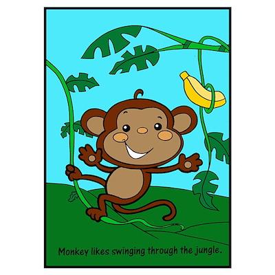 Rainforest Best Seller Poster