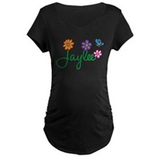 Jaylee Flowers T-Shirt