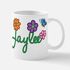 Jaylee Flowers Mug