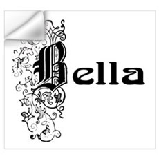 Bella Wall Decal