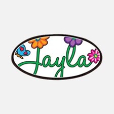 Jayla Flowers Patches