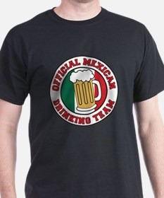 Official Mexican Drinking Tea T-Shirt