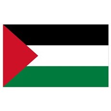 Palestinian Flag Poster