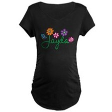 Jayda Flowers T-Shirt