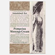 Pompeian Cream 1909 ad