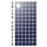 Solar power Framed Prints
