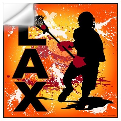 2011 Lacrosse 4 Wall Decal