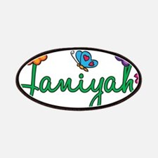 Janiyah Flowers Patches