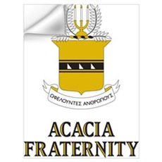 Acacia Crest 2 Wall Decal