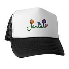 Janiah Flowers Trucker Hat