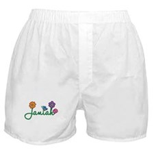 Janiah Flowers Boxer Shorts