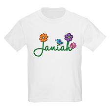 Janiah Flowers T-Shirt
