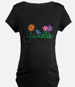 Janelle Flowers T-Shirt