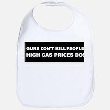 High Gas Prices Bib