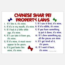 Chinese Shar Pei Property Laws 2
