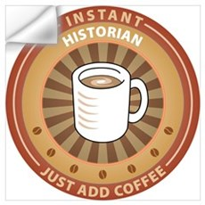 Instant Historian Wall Decal