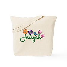 Jaliyah Flowers Tote Bag