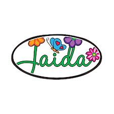 Jaida Flowers Patches