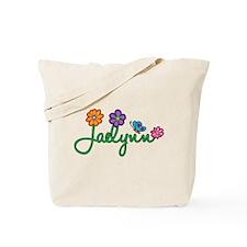 Jaelynn Flowers Tote Bag