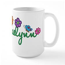 Jaelynn Flowers Mug