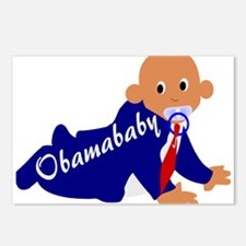Obama baby Postcards (Package of 8)