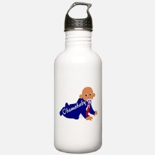 Obama baby Water Bottle