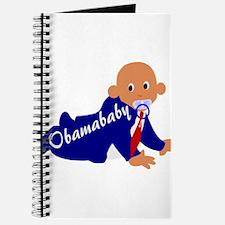 Obama baby Journal