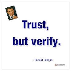 Reagan Trust Poster