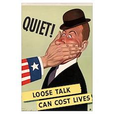 QUIET Poster