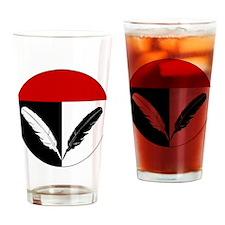 Chronicler Drinking Glass