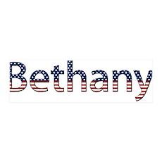 Bethany Stars and Stripes 42x14 Wall Peel