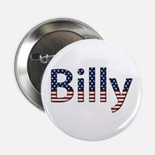 Billy Stars and Stripes Button