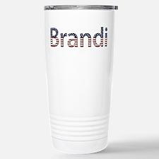Brandi Stars and Stripes Travel Mug