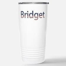 Bridget Stars and Stripes Stainless Steel Travel M