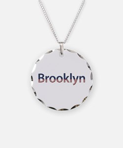 Brooklyn Stars and Stripes Necklace