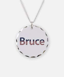 Bruce Stars and Stripes Necklace