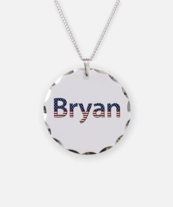 Bryan Stars and Stripes Necklace