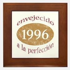 Envejecido A La Perfección (1996) Framed Tile