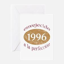 Envejecido A La Perfección (1996) Greeting Card