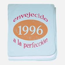 Envejecido A La Perfección (1996) baby blanket