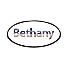 Bethany Stars and Stripes Patch