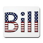 Bill Stars and Stripes Mousepad