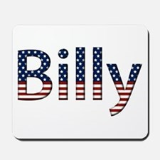 Billy Stars and Stripes Mousepad
