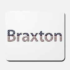 Braxton Stars and Stripes Mousepad