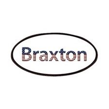 Braxton Stars and Stripes Patch