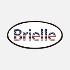 Brielle Stars and Stripes Patch