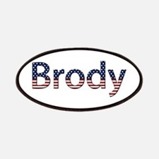 Brody Stars and Stripes Patch