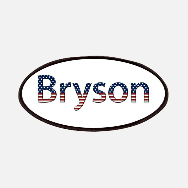Bryson Stars and Stripes Patch