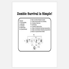 """Zombie Mathematical Model"""